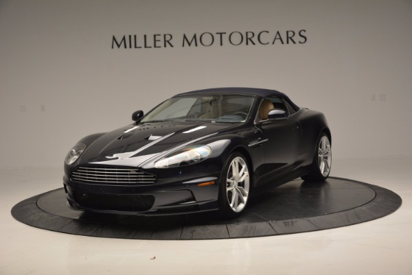 Used 2012 Aston Martin DBS Volante for sale Sold at Alfa Romeo of Westport in Westport CT 06880 24
