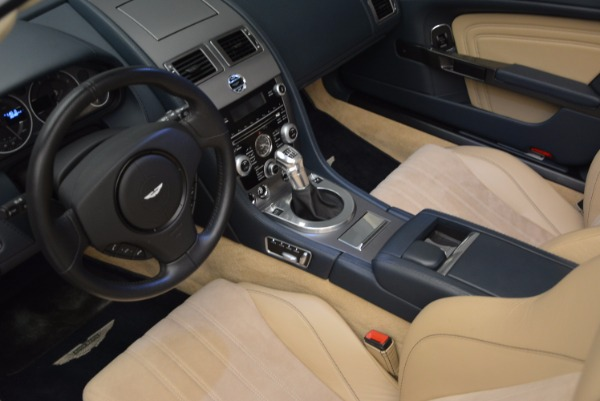 Used 2012 Aston Martin DBS Volante for sale Sold at Alfa Romeo of Westport in Westport CT 06880 25