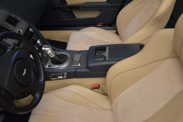 Used 2012 Aston Martin DBS Volante for sale Sold at Alfa Romeo of Westport in Westport CT 06880 26