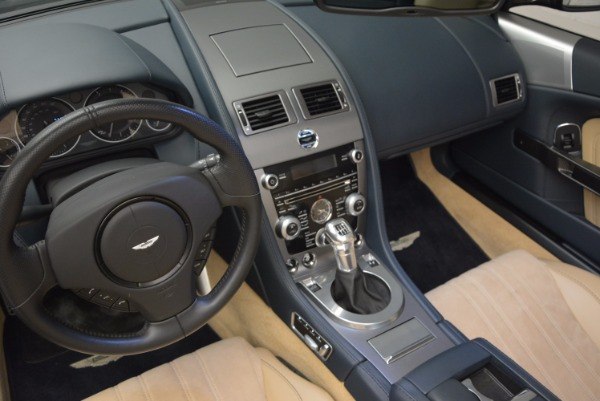 Used 2012 Aston Martin DBS Volante for sale Sold at Alfa Romeo of Westport in Westport CT 06880 27