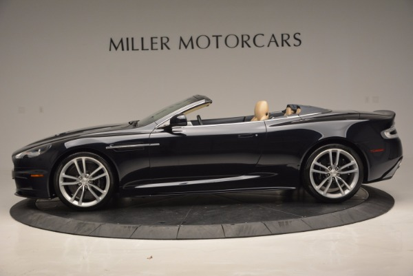 Used 2012 Aston Martin DBS Volante for sale Sold at Alfa Romeo of Westport in Westport CT 06880 3