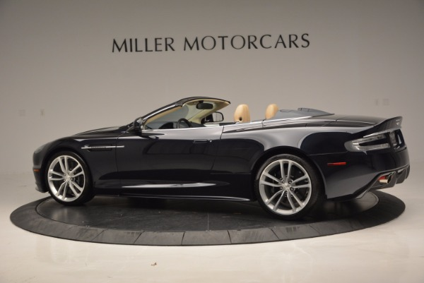 Used 2012 Aston Martin DBS Volante for sale Sold at Alfa Romeo of Westport in Westport CT 06880 4