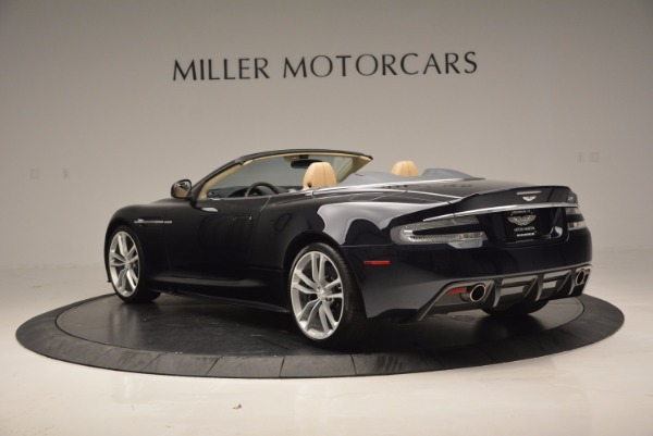 Used 2012 Aston Martin DBS Volante for sale Sold at Alfa Romeo of Westport in Westport CT 06880 5