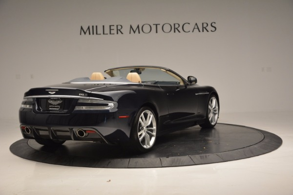 Used 2012 Aston Martin DBS Volante for sale Sold at Alfa Romeo of Westport in Westport CT 06880 7