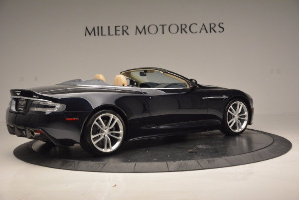 Used 2012 Aston Martin DBS Volante for sale Sold at Alfa Romeo of Westport in Westport CT 06880 8