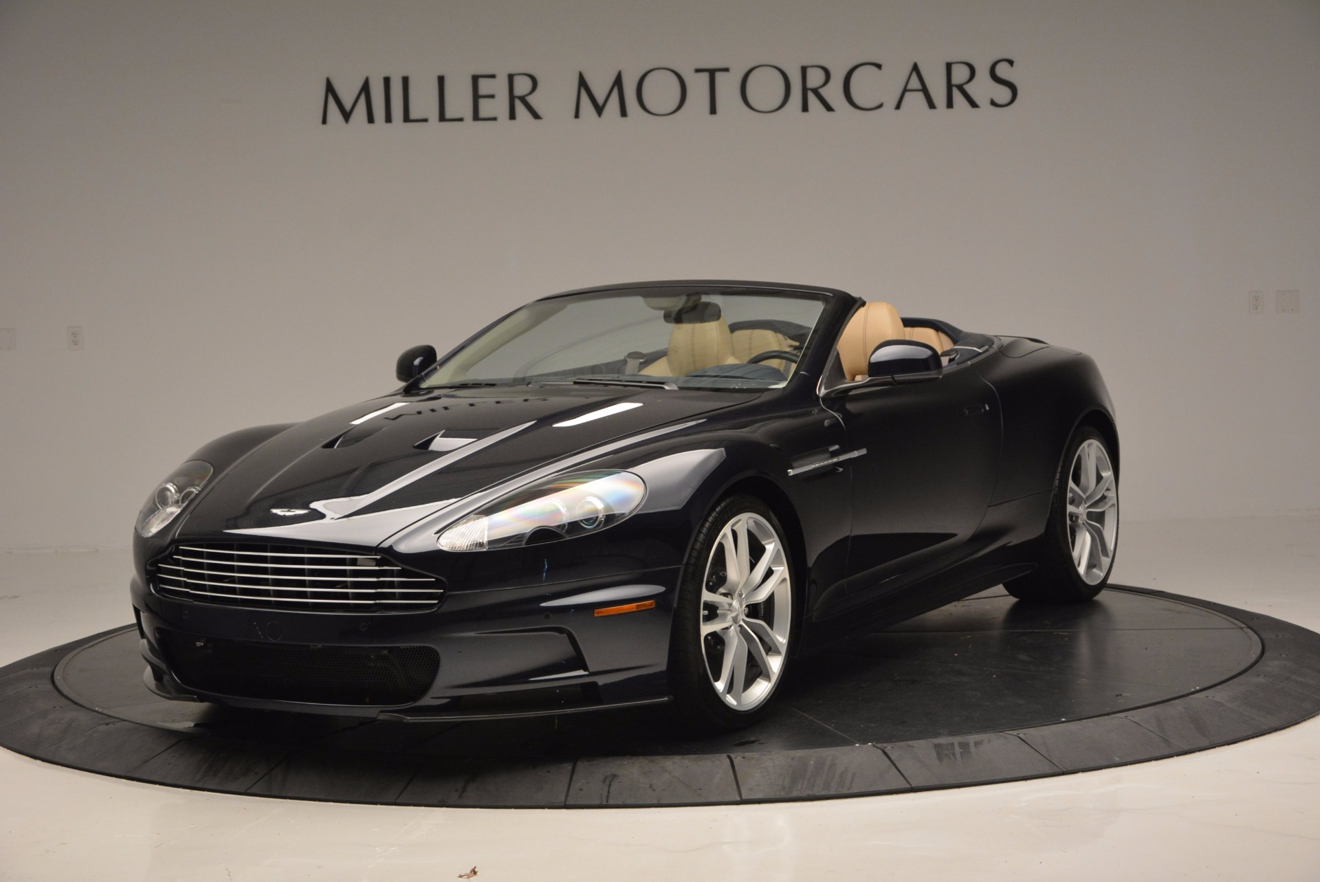 Used 2012 Aston Martin DBS Volante for sale Sold at Alfa Romeo of Westport in Westport CT 06880 1