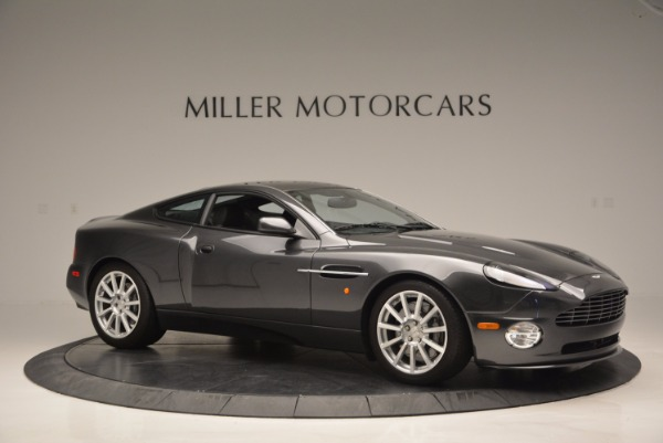 Used 2005 Aston Martin V12 Vanquish S for sale Sold at Alfa Romeo of Westport in Westport CT 06880 10