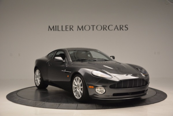 Used 2005 Aston Martin V12 Vanquish S for sale Sold at Alfa Romeo of Westport in Westport CT 06880 11