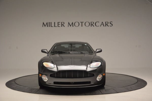 Used 2005 Aston Martin V12 Vanquish S for sale Sold at Alfa Romeo of Westport in Westport CT 06880 12