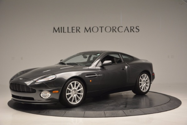 Used 2005 Aston Martin V12 Vanquish S for sale Sold at Alfa Romeo of Westport in Westport CT 06880 2