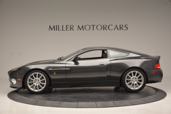 Used 2005 Aston Martin V12 Vanquish S for sale Sold at Alfa Romeo of Westport in Westport CT 06880 3
