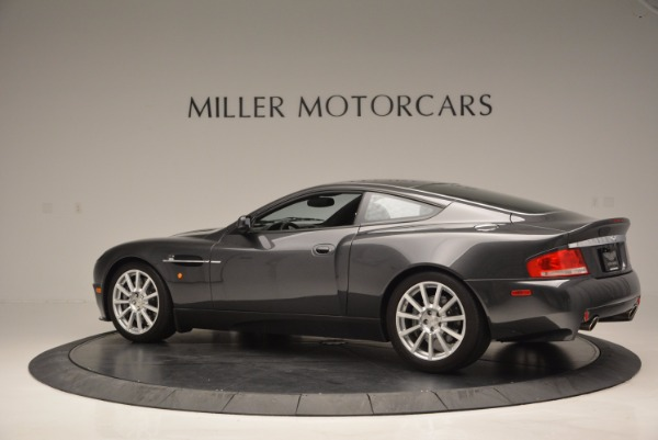 Used 2005 Aston Martin V12 Vanquish S for sale Sold at Alfa Romeo of Westport in Westport CT 06880 4