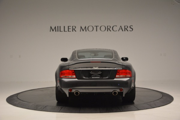 Used 2005 Aston Martin V12 Vanquish S for sale Sold at Alfa Romeo of Westport in Westport CT 06880 6