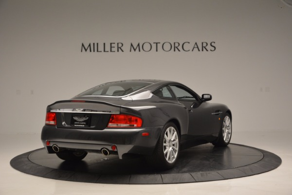 Used 2005 Aston Martin V12 Vanquish S for sale Sold at Alfa Romeo of Westport in Westport CT 06880 7