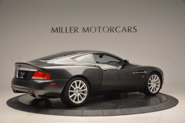 Used 2005 Aston Martin V12 Vanquish S for sale Sold at Alfa Romeo of Westport in Westport CT 06880 8
