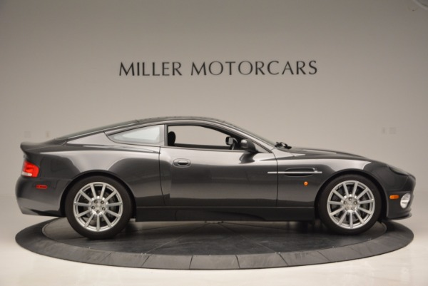 Used 2005 Aston Martin V12 Vanquish S for sale Sold at Alfa Romeo of Westport in Westport CT 06880 9