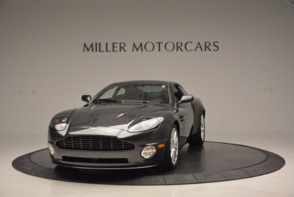 Used 2005 Aston Martin V12 Vanquish S for sale Sold at Alfa Romeo of Westport in Westport CT 06880 1