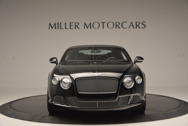 Used 2013 Bentley Continental GTC for sale Sold at Alfa Romeo of Westport in Westport CT 06880 13