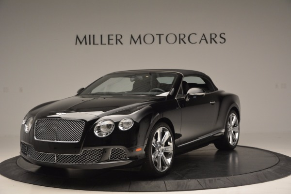 Used 2013 Bentley Continental GTC for sale Sold at Alfa Romeo of Westport in Westport CT 06880 14