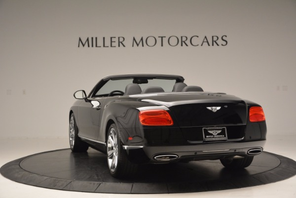 Used 2013 Bentley Continental GTC for sale Sold at Alfa Romeo of Westport in Westport CT 06880 6