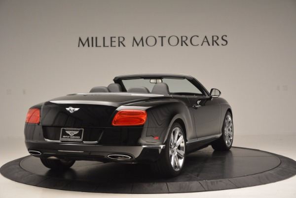Used 2013 Bentley Continental GTC for sale Sold at Alfa Romeo of Westport in Westport CT 06880 8