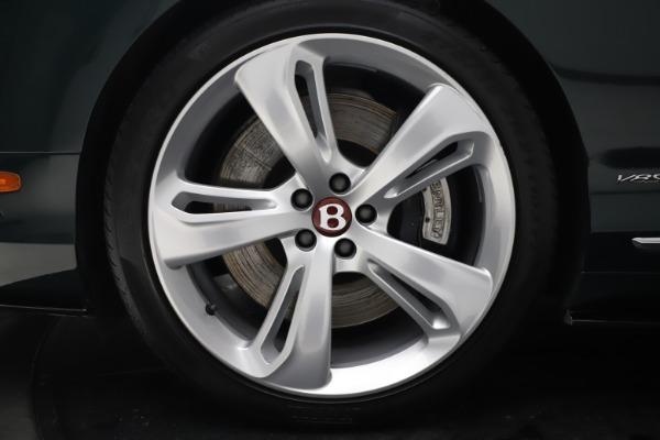 Used 2017 Bentley Continental GTC V8 S for sale $149,900 at Alfa Romeo of Westport in Westport CT 06880 23