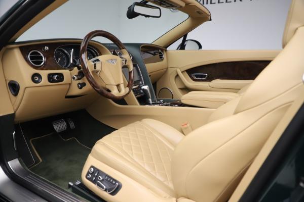 Used 2017 Bentley Continental GTC V8 S for sale $149,900 at Alfa Romeo of Westport in Westport CT 06880 25