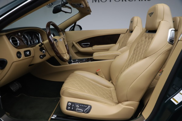 Used 2017 Bentley Continental GTC V8 S for sale $149,900 at Alfa Romeo of Westport in Westport CT 06880 26