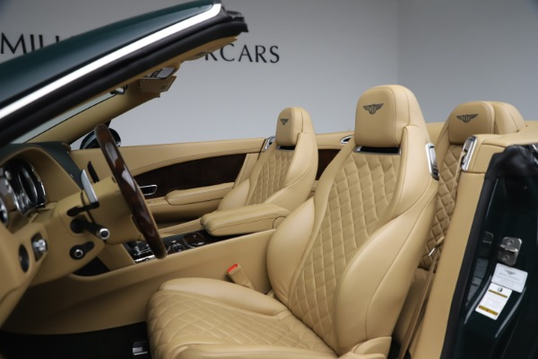 Used 2017 Bentley Continental GTC V8 S for sale $149,900 at Alfa Romeo of Westport in Westport CT 06880 27