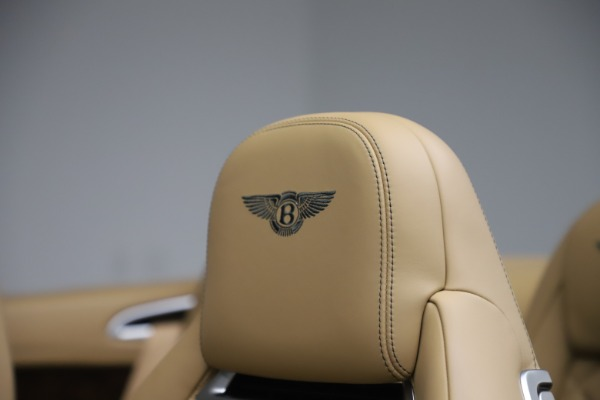 Used 2017 Bentley Continental GTC V8 S for sale $149,900 at Alfa Romeo of Westport in Westport CT 06880 28