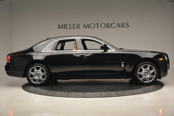 Used 2011 Rolls-Royce Ghost for sale Sold at Alfa Romeo of Westport in Westport CT 06880 10
