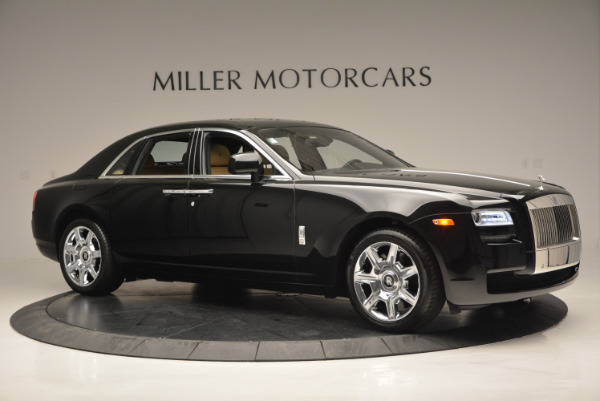 Used 2011 Rolls-Royce Ghost for sale Sold at Alfa Romeo of Westport in Westport CT 06880 11