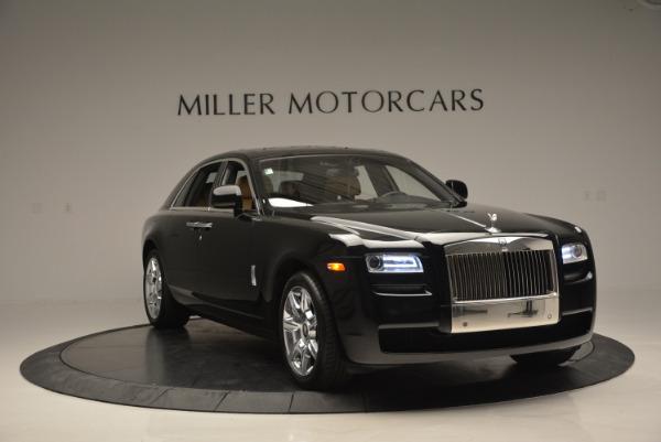 Used 2011 Rolls-Royce Ghost for sale Sold at Alfa Romeo of Westport in Westport CT 06880 12