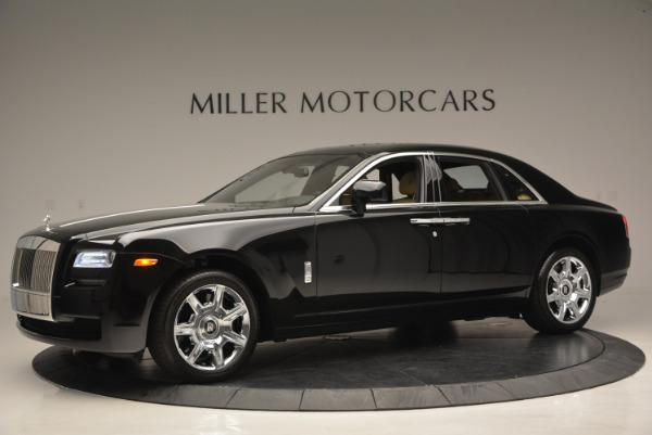 Used 2011 Rolls-Royce Ghost for sale Sold at Alfa Romeo of Westport in Westport CT 06880 3
