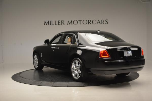 Used 2011 Rolls-Royce Ghost for sale Sold at Alfa Romeo of Westport in Westport CT 06880 6
