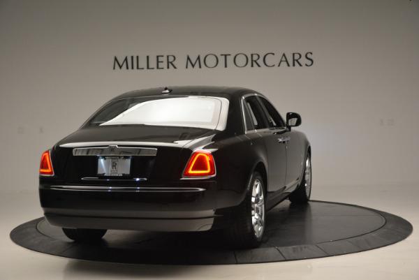 Used 2011 Rolls-Royce Ghost for sale Sold at Alfa Romeo of Westport in Westport CT 06880 8