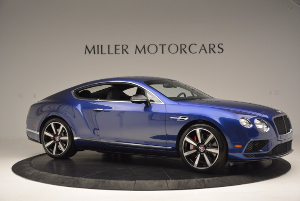 Used 2017 Bentley Continental GT V8 S for sale $146,900 at Alfa Romeo of Westport in Westport CT 06880 10