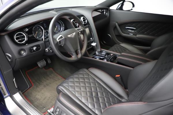 Used 2017 Bentley Continental GT V8 S for sale $145,900 at Alfa Romeo of Westport in Westport CT 06880 15