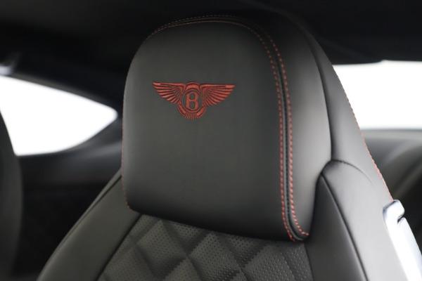 Used 2017 Bentley Continental GT V8 S for sale $145,900 at Alfa Romeo of Westport in Westport CT 06880 18
