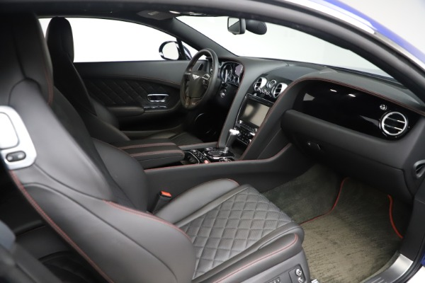 Used 2017 Bentley Continental GT V8 S for sale $145,900 at Alfa Romeo of Westport in Westport CT 06880 20