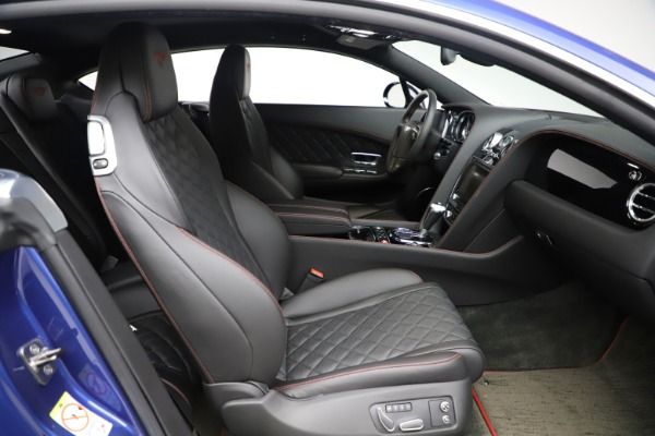 Used 2017 Bentley Continental GT V8 S for sale $145,900 at Alfa Romeo of Westport in Westport CT 06880 21