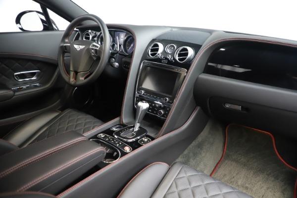 Used 2017 Bentley Continental GT V8 S for sale $145,900 at Alfa Romeo of Westport in Westport CT 06880 23