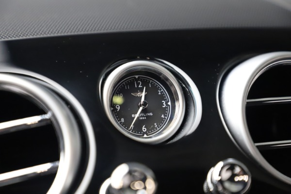 Used 2017 Bentley Continental GT V8 S for sale $145,900 at Alfa Romeo of Westport in Westport CT 06880 24