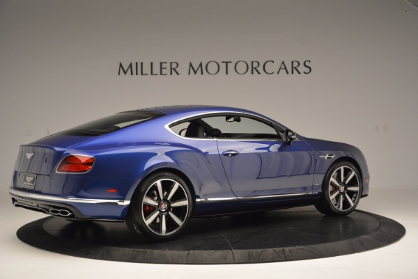 Used 2017 Bentley Continental GT V8 S for sale $146,900 at Alfa Romeo of Westport in Westport CT 06880 8