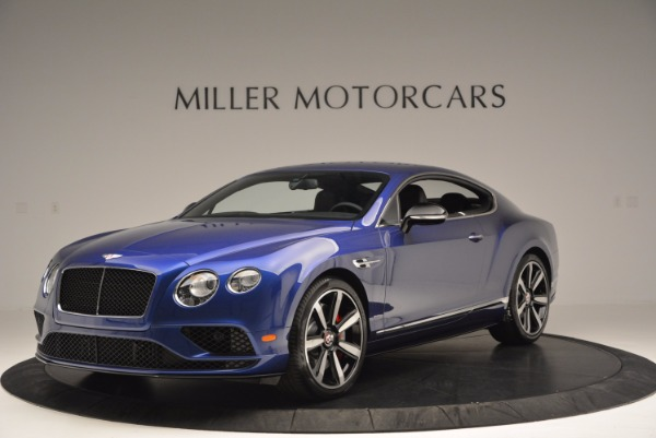 Used 2017 Bentley Continental GT V8 S for sale $146,900 at Alfa Romeo of Westport in Westport CT 06880 1