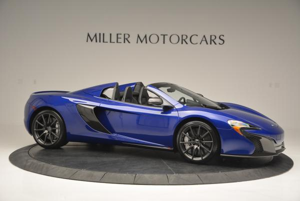 Used 2016 McLaren 650S Spider for sale Sold at Alfa Romeo of Westport in Westport CT 06880 10