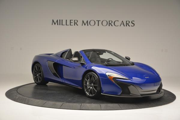 Used 2016 McLaren 650S Spider for sale Sold at Alfa Romeo of Westport in Westport CT 06880 11