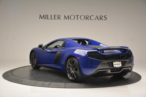 Used 2016 McLaren 650S Spider for sale Sold at Alfa Romeo of Westport in Westport CT 06880 15