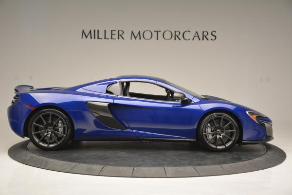 Used 2016 McLaren 650S Spider for sale Sold at Alfa Romeo of Westport in Westport CT 06880 18