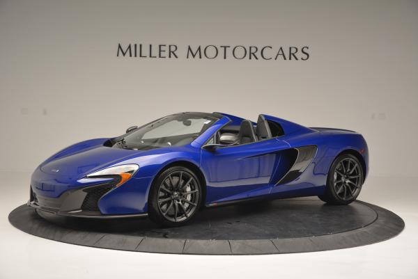 Used 2016 McLaren 650S Spider for sale Sold at Alfa Romeo of Westport in Westport CT 06880 2